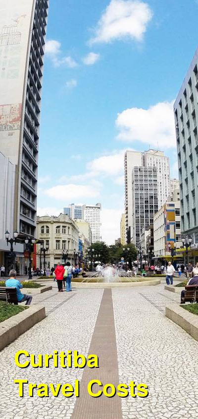 Curitiba Travel Cost - Average Price of a Vacation to Curitiba: Food & Meal Budget, Daily & Weekly Expenses | BudgetYourTrip.com