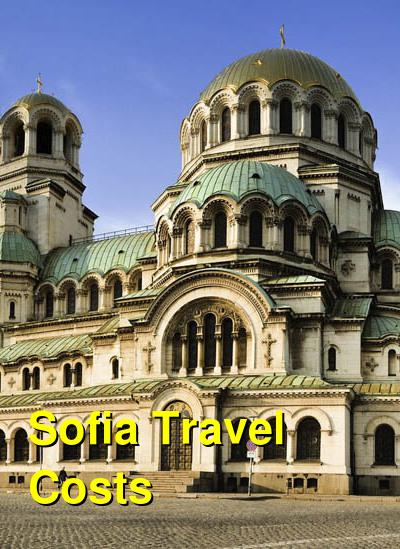 Sofia Travel Cost - Average Price of a Vacation to Sofia: Food & Meal Budget, Daily & Weekly Expenses | BudgetYourTrip.com