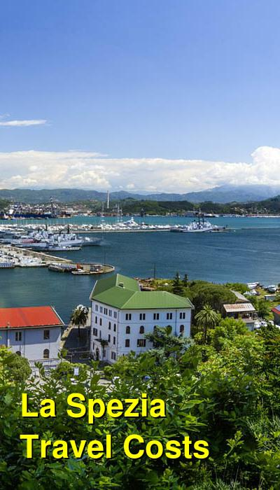 La Spezia Travel Cost - Average Price of a Vacation to La Spezia: Food & Meal Budget, Daily & Weekly Expenses | BudgetYourTrip.com