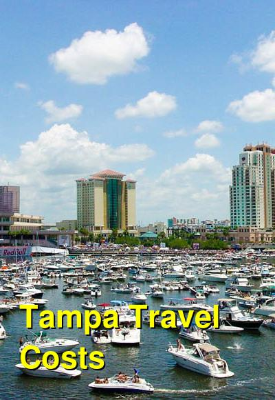 Tampa Travel Costs & Prices - Ybor City, Busch Gardens, & Lowry Park Zoo | BudgetYourTrip.com