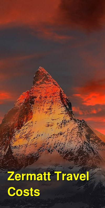 Zermatt Travel Costs & Prices - The Matterhorn, Skiing, and Hiking | BudgetYourTrip.com