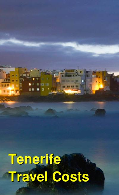 Tenerife Travel Cost - Average Price of a Vacation to Tenerife: Food & Meal Budget, Daily & Weekly Expenses | BudgetYourTrip.com