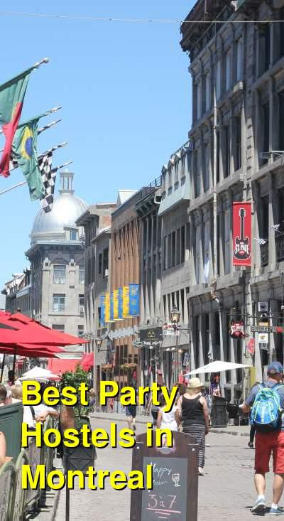 Best Party Hostels in Montreal | Budget Your Trip