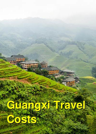 Guangxi Travel Costs & Prices - Li River and Karst Mountains | BudgetYourTrip.com
