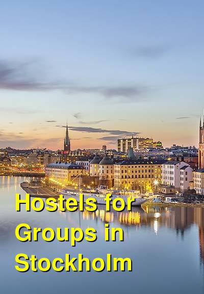 Hostels for Groups in Stockholm | Budget Your Trip