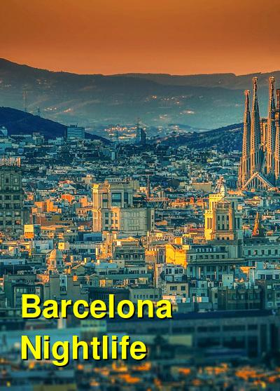 Barcelona Nightlife Guide | Budget Your Trip