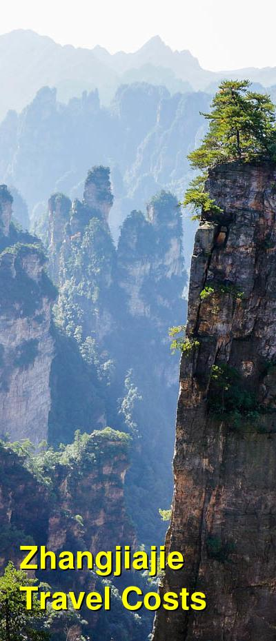 Zhangjiajie Travel Cost - Average Price of a Vacation to Zhangjiajie: Food & Meal Budget, Daily & Weekly Expenses | BudgetYourTrip.com