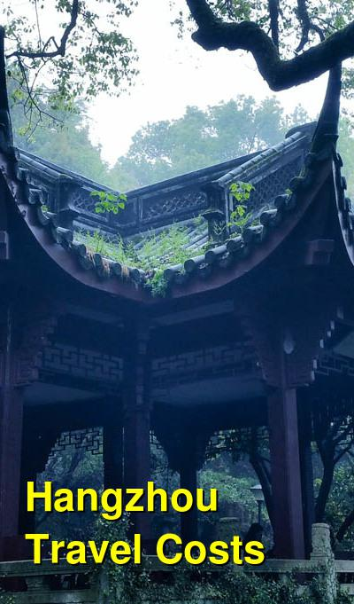 Hangzhou Travel Cost - Average Price of a Vacation to Hangzhou: Food & Meal Budget, Daily & Weekly Expenses | BudgetYourTrip.com