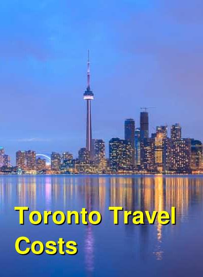 Toronto Travel Costs & Prices - Restaurants, Museums, & Festivals | BudgetYourTrip.com