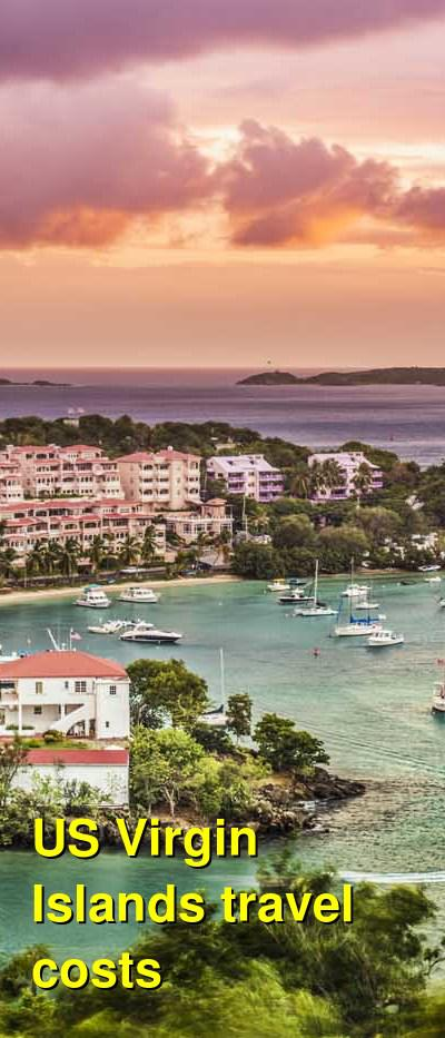 US Virgin Islands Travel Cost - Average Price of a Vacation to US Virgin Islands: Food & Meal Budget, Daily & Weekly Expenses | BudgetYourTrip.com