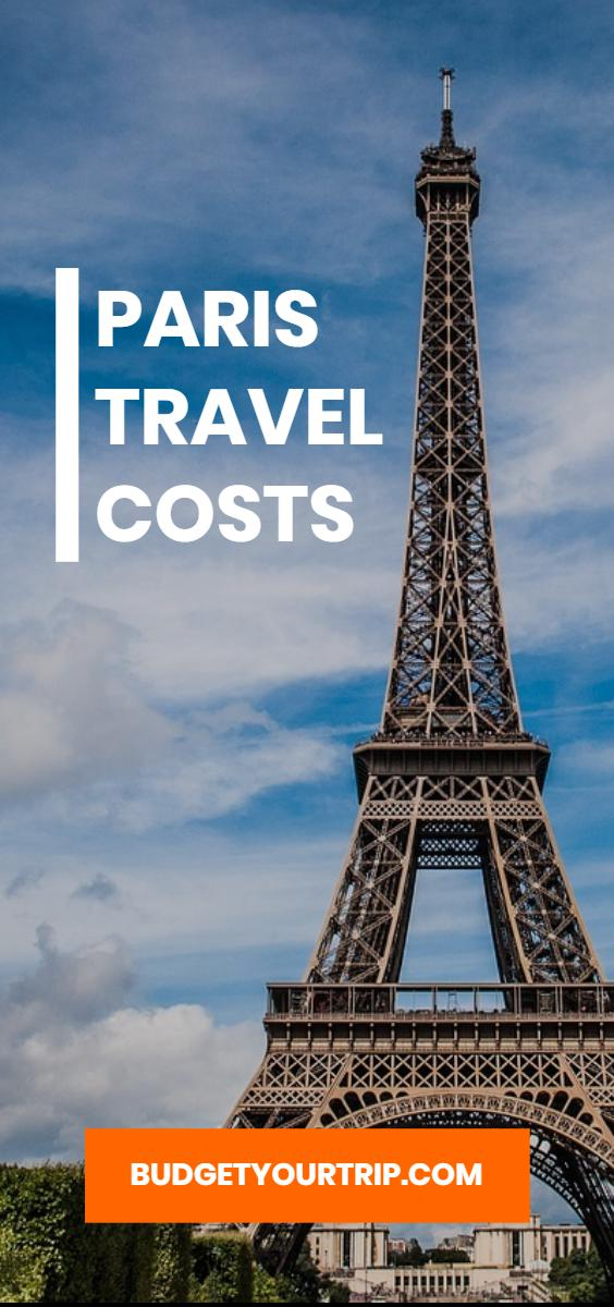 Paris Travel Costs & Prices - The Eiffel Tower, The Louvre & The Arc de Triomphe | BudgetYourTrip.com