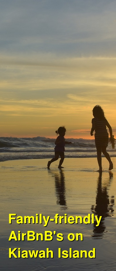 The Best Family-Friendly Beach Houses and AirBnB's on Kiawah Island (January 2021) | Budget Your Trip