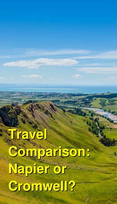 Napier vs. Cromwell Travel Comparison