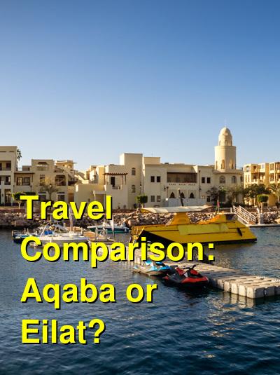 Aqaba vs. Eilat Travel Comparison