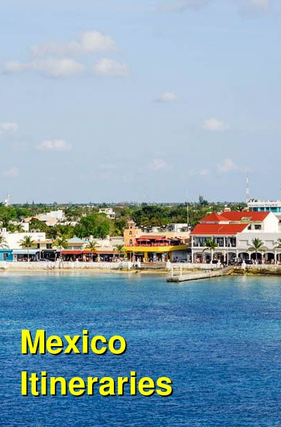 Mexico Suggested Itineraries | BudgetYourTrip.com