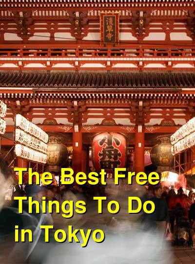 The Best Free Things To Do in Tokyo | Budget Your Trip
