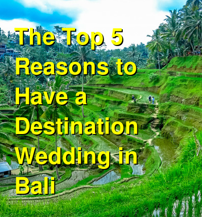 Having a Destination Wedding in Bali | Budget Your Trip