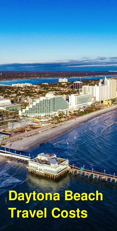 Daytona Beach Travel Cost - Average Price of a Vacation to Daytona Beach: Food & Meal Budget, Daily & Weekly Expenses | BudgetYourTrip.com