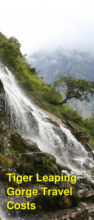 Tiger Leaping Gorge Travel Cost - Average Price of a Vacation to Tiger Leaping Gorge: Food & Meal Budget, Daily & Weekly Expenses | BudgetYourTrip.com