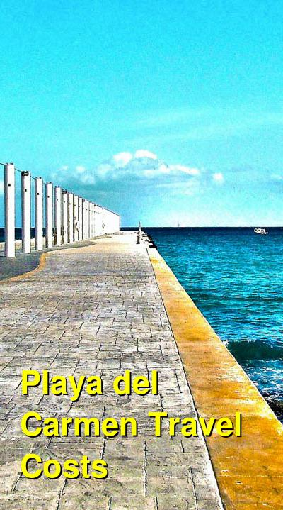 Playa del Carmen Travel Cost - Average Price of a Vacation to Playa del Carmen: Food & Meal Budget, Daily & Weekly Expenses | BudgetYourTrip.com
