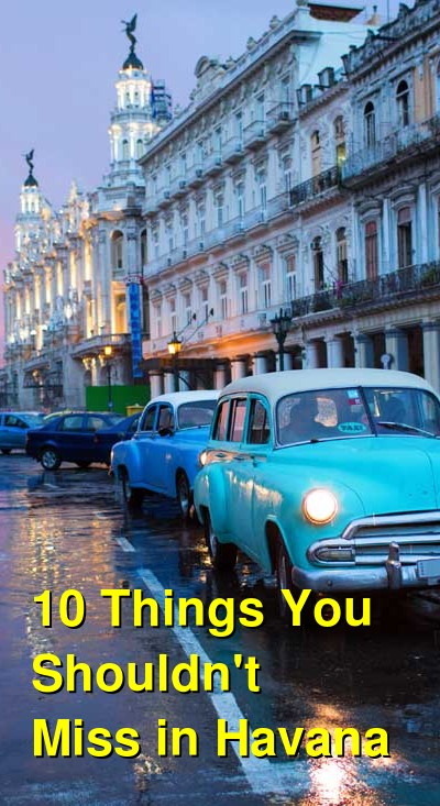 10 Things to do in Havana, Cuba | Budget Your Trip