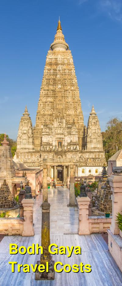 Bodh Gaya Travel Cost - Average Price of a Vacation to Bodh Gaya: Food & Meal Budget, Daily & Weekly Expenses | BudgetYourTrip.com
