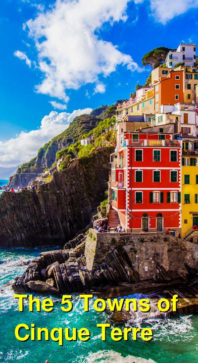 The 5 Towns of Cinque Terre | Budget Your Trip
