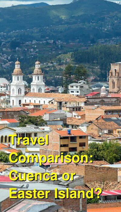 Cuenca vs. Easter Island Travel Comparison
