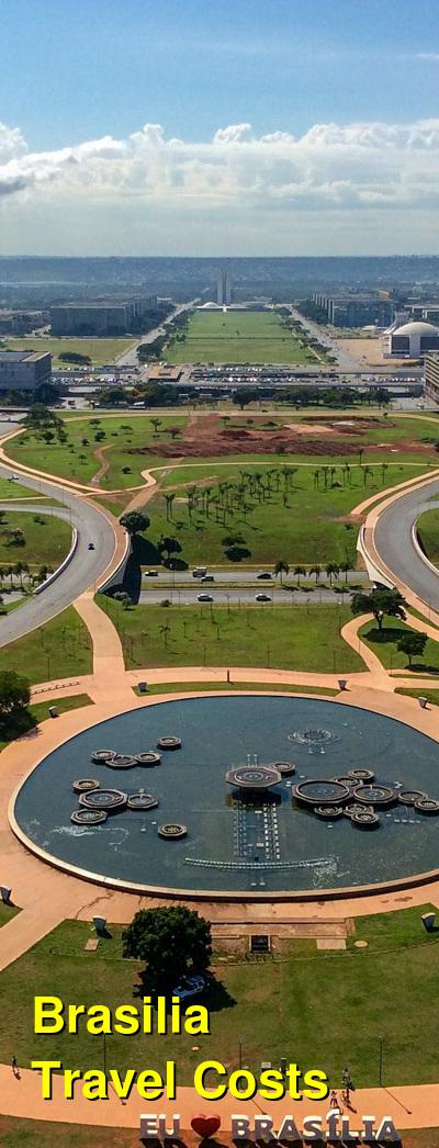 Brasilia Travel Cost - Average Price of a Vacation to Brasilia: Food & Meal Budget, Daily & Weekly Expenses | BudgetYourTrip.com