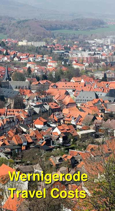Wernigerode Travel Costs & Prices | BudgetYourTrip.com