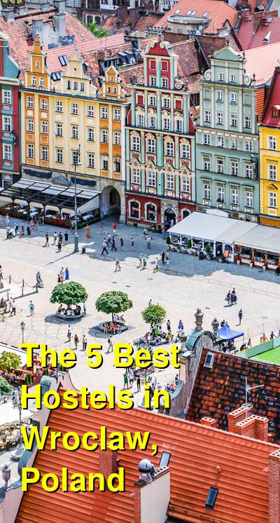 The 5 Best Hostels in Wroclaw, Poland | Budget Your Trip