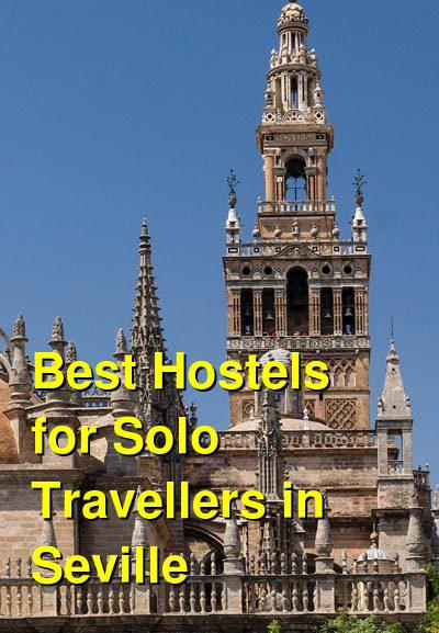 The Best Hostels in Seville (February 2021) | Budget Your Trip