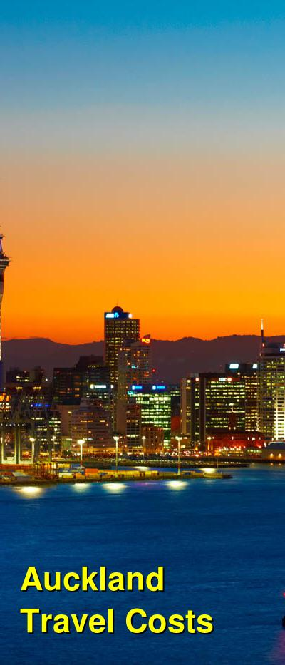Auckland Travel Cost - Average Price of a Vacation to Auckland: Food & Meal Budget, Daily & Weekly Expenses | BudgetYourTrip.com