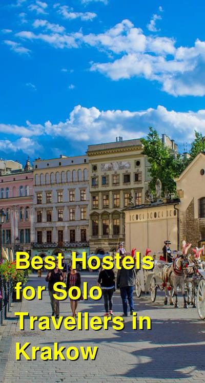 Best Hostels for Solo Travellers in Krakow | Budget Your Trip
