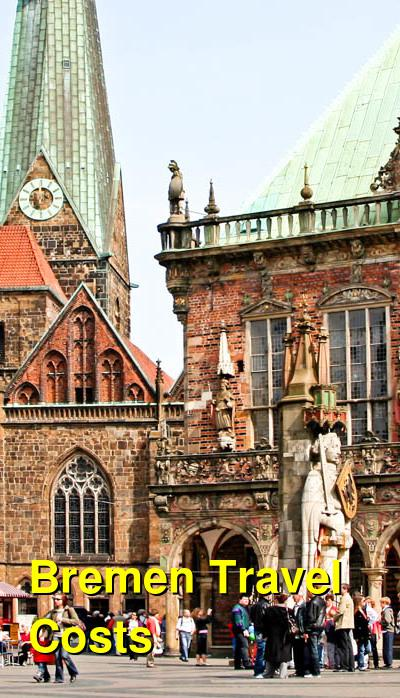 Bremen Travel Cost - Average Price of a Vacation to Bremen: Food & Meal Budget, Daily & Weekly Expenses | BudgetYourTrip.com