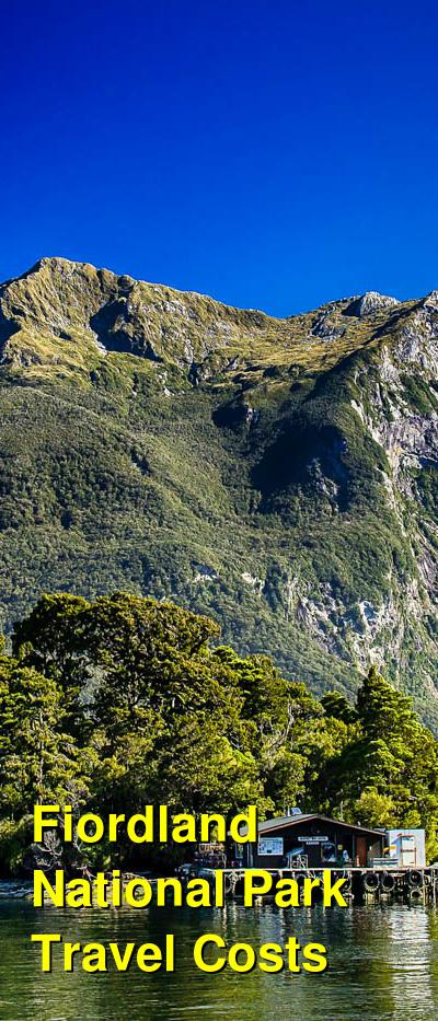 Fiordland National Park Travel Cost - Average Price of a Vacation to Fiordland National Park: Food & Meal Budget, Daily & Weekly Expenses | BudgetYourTrip.com