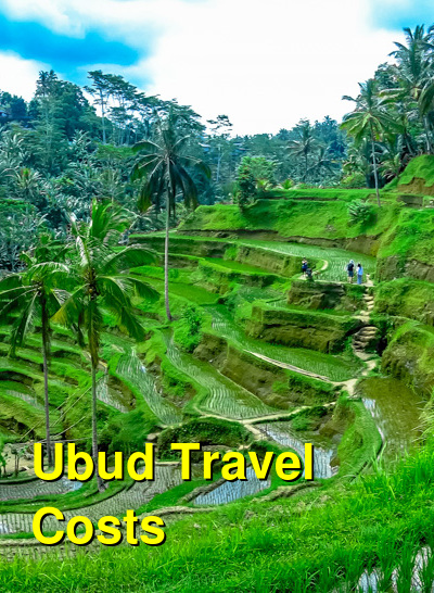 Ubud Travel Cost - Average Price of a Vacation to Ubud: Food & Meal Budget, Daily & Weekly Expenses | BudgetYourTrip.com