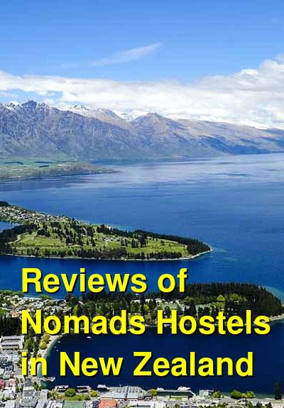 Reviews of Nomads Hostels in New Zealand | Budget Your Trip