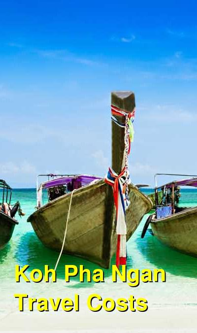 Koh Pha Ngan Travel Cost - Average Price of a Vacation to Koh Pha Ngan: Food & Meal Budget, Daily & Weekly Expenses | BudgetYourTrip.com