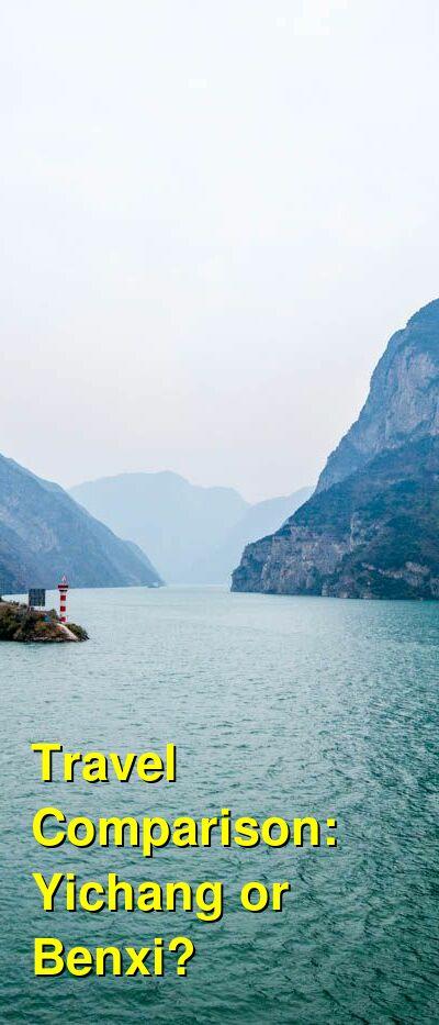 Yichang vs. Benxi Travel Comparison