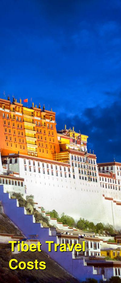 Tibet Travel Cost - Average Price of a Vacation to Tibet: Food & Meal Budget, Daily & Weekly Expenses | BudgetYourTrip.com