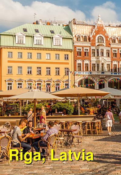 Photos to Inspire Your Next Trip to Riga | Budget Your Trip