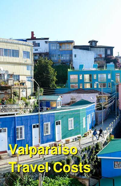Valparaiso Travel Costs & Prices - Ascensores, Cerro Concepcion, & Carnival | BudgetYourTrip.com