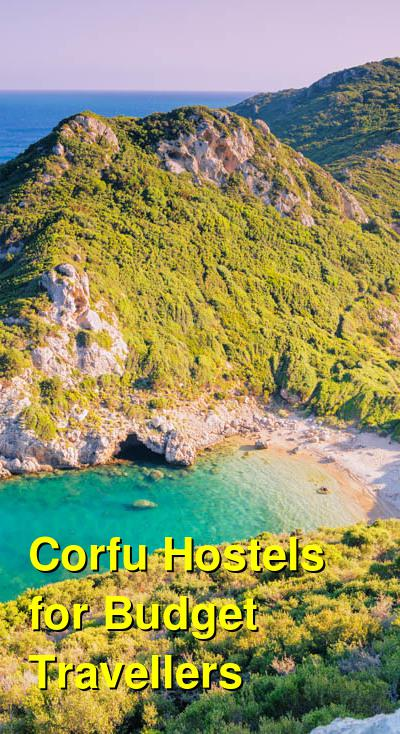Corfu Hostels for Budget Travellers | Budget Your Trip