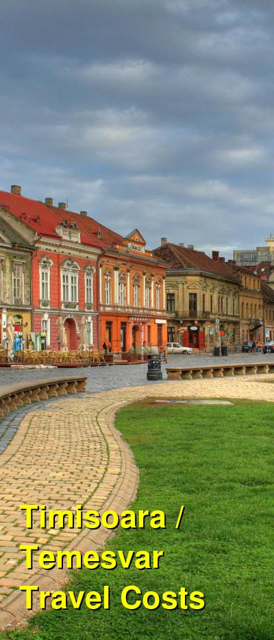 Timisoara / Temesvar Travel Cost - Average Price of a Vacation to Timisoara / Temesvar: Food & Meal Budget, Daily & Weekly Expenses | BudgetYourTrip.com
