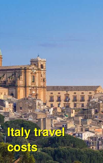 Italy Travel Cost - Average Price of a Vacation to Italy: Food & Meal Budget, Daily & Weekly Expenses | BudgetYourTrip.com
