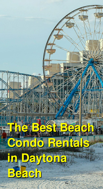 The Best Beach Condo Rentals in Daytona Beach (September 2021) | Budget Your Trip
