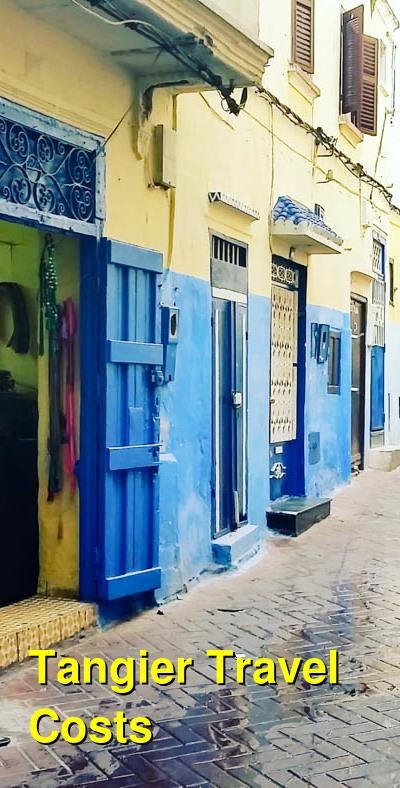 Tangier Travel Costs & Prices - Grand Socco, Medina, & the Kasbah Museum | BudgetYourTrip.com