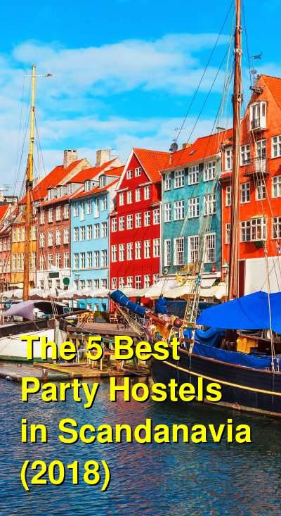 The 5 Best Party Hostels in Scandanavia (2019) | Budget Your Trip