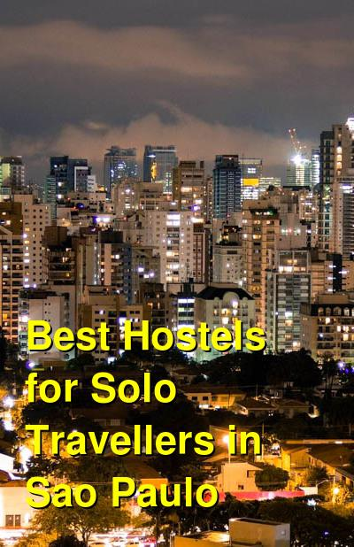 Best Hostels for Solo Travellers in Sao Paulo | Budget Your Trip